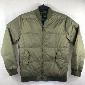 Vans Shoes Mens Strahorn Quilted Insulated Bomber